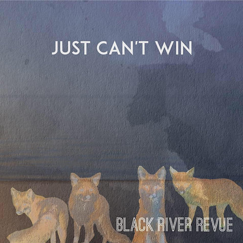 Just Can't Win album cover