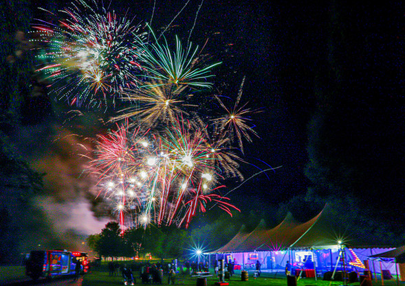 Weddings Special Effects Fireworks
