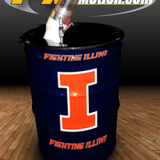 NCAA U of Illinois Ball Blaster