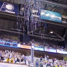 giant confetti noise meter