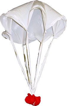 Promo Parachute Plain