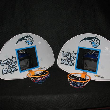 Orlando Magic Hoop Helmet