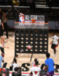 NBA All Star Basketball Rising Stars Connect Four