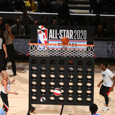 NBA All Star Connect Four