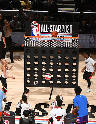 nba all star game giant connect four