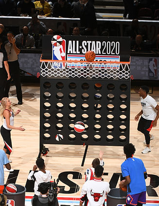 NBA All Star Basketball Rising Stars Connect Four