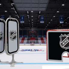 Skills Challenge Hockey nhl