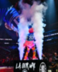 NBA Clippers Chuck the Condor Intro Platform
