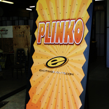 giant plinko game