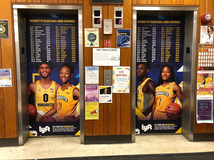 Event Custom Printing Sports Elevator Wr
