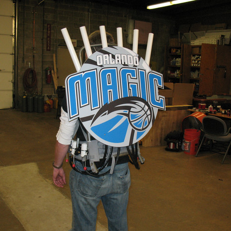orlando magic victory pack confetti backpack