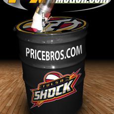 WNBA Tulsa Shock Ball Blaster