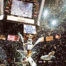 Milwaukee Bucks Confetti