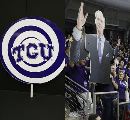 tcu spin wheel giant coach