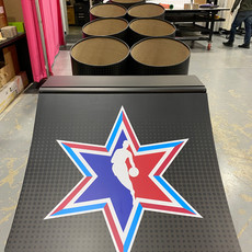 nba all star game giant skeeball skee ball game