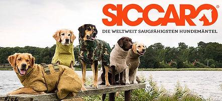 Siccaro Hundemantel