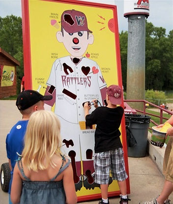 GIANT OPERATION TIMBER RATTLERS GAME