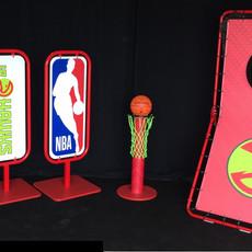 NBA atlanta hawks Skills Challenge