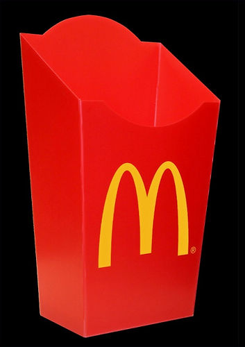 giant fry box thunderstix holder
