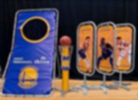 NBA Warriors Skills Challenge Game