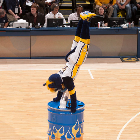 NBA Indiana Pacers ball blaster