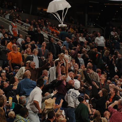 NBA Promo Parachute