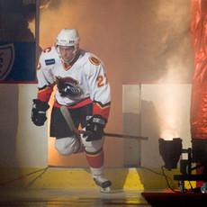 NHL Hockey Airflames and Vertitubes