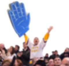 Boston College Giant Foam Hand.jpg