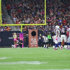 houston texans football toss game