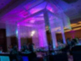 Corporate Grand Opening Chandelier Renta
