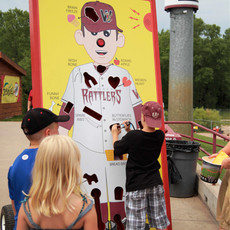 wisconsin timber rattlers giant operation