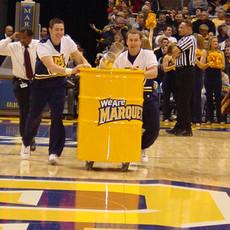 NCAA Marquette Golden Eagles Ball Blaster