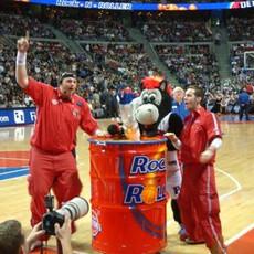 NBA Detroit Pistons Ball Blaster