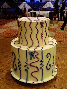 giant cake prop