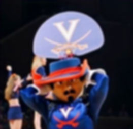 Virginia Telescoping Backpack basketball