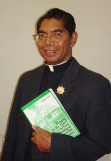 Pater PHILIPUS TULE, SVD