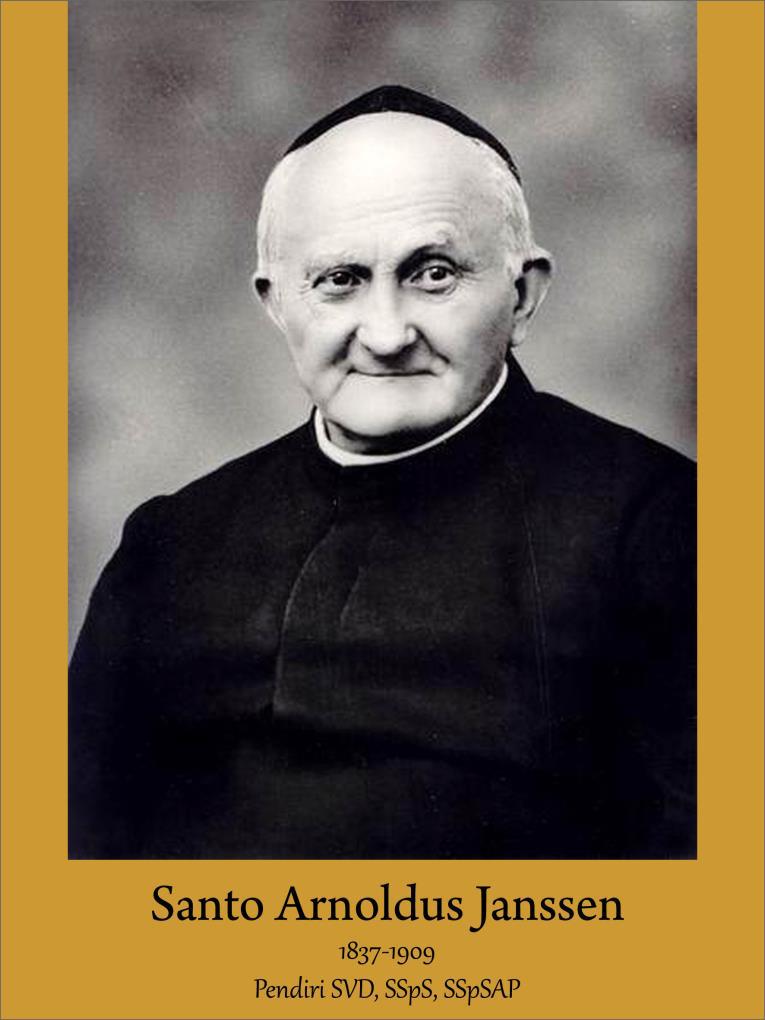 St. Arnoldus Janssen, SVD