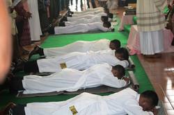Tahbisan Imamat di Seminari Ledalero