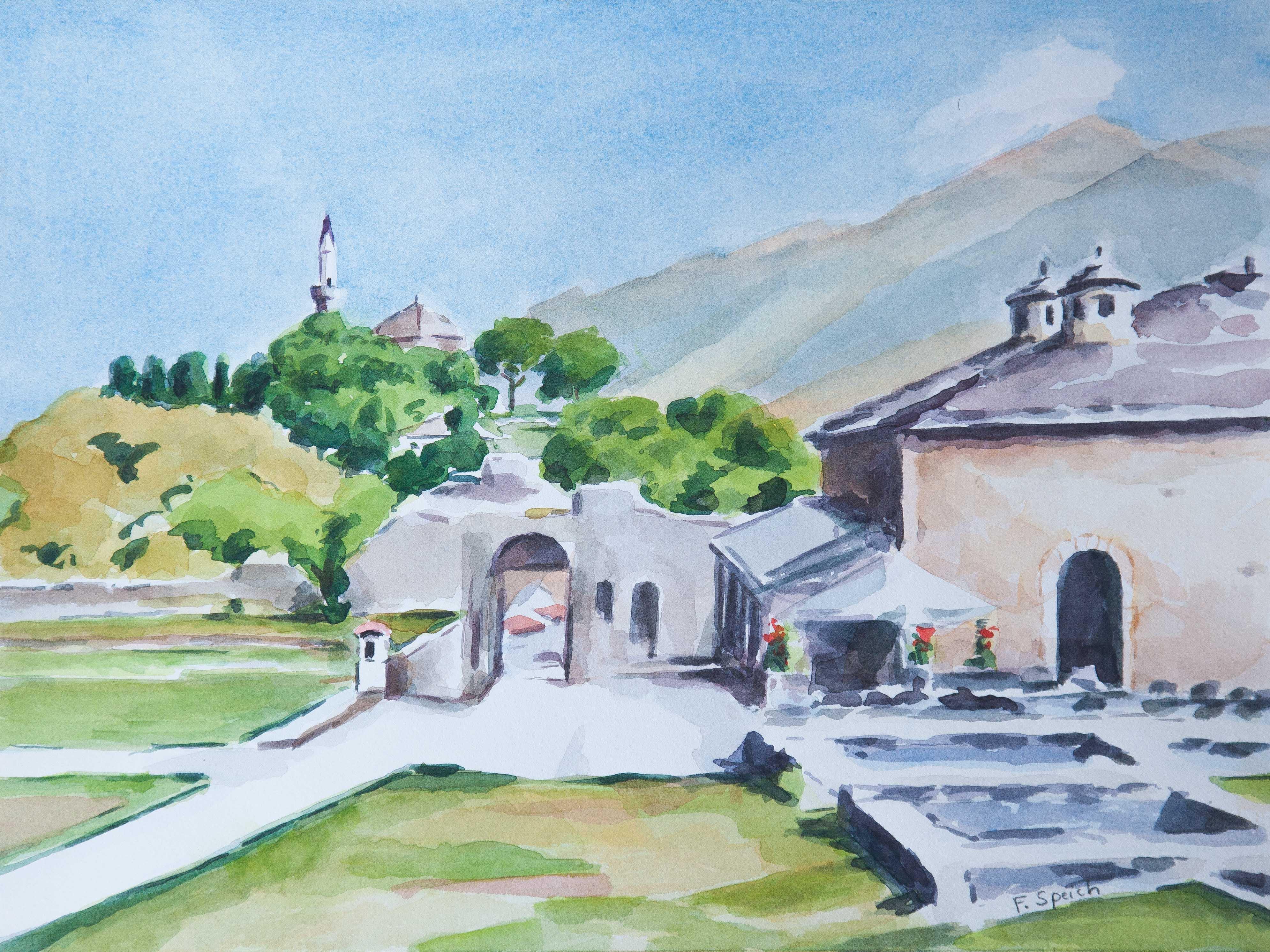 Grèce - Ioannina - Mosquée Aslan Aga