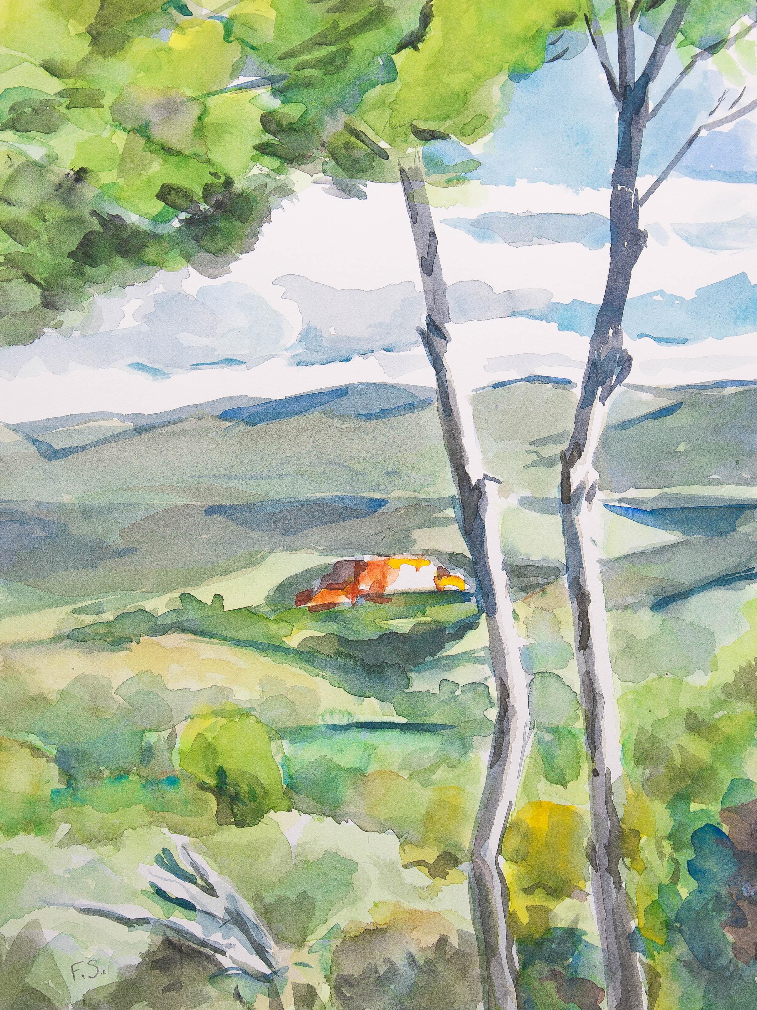 Luberon - Roussillon