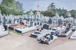 Yeu cimetière