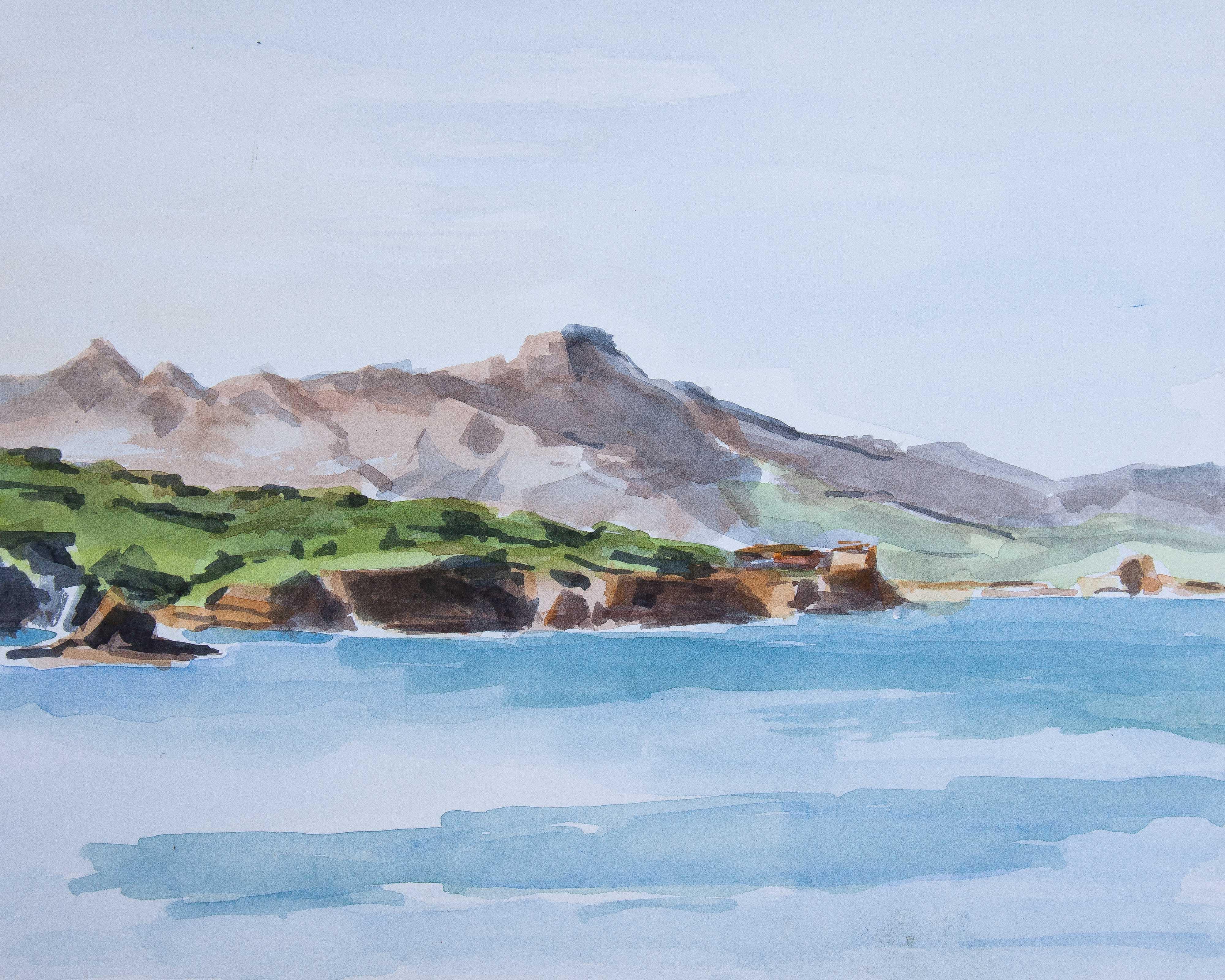 Elba View from Calanova 3