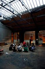 En coulisses, Théâtre du Soleil