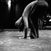 En coulisses, Théâtre de Menilmontant