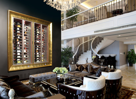 Wine Cellars Designs that Crazy Rich Asians will Approve of