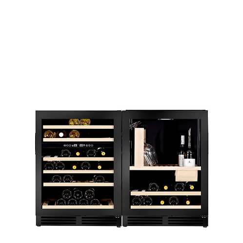 BCD8051B4L & BCS8022B4R: SERIOUS WINE COLLECTOR
