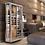 Thumbnail: TECA TE-M14 with Customised Racks & Glass Shelves (For Wall Mount Installation)