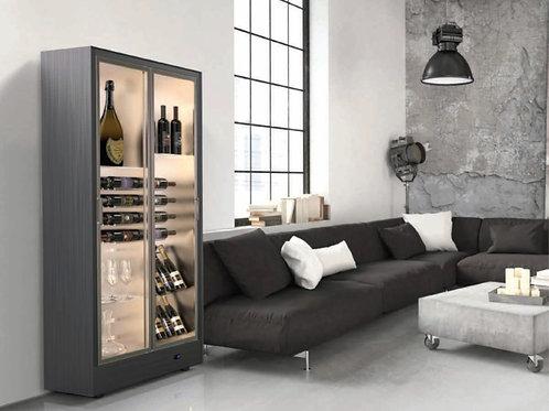 Slim TECA TE-H14 with Customised Racks & Glass Shelves (Freestanding)