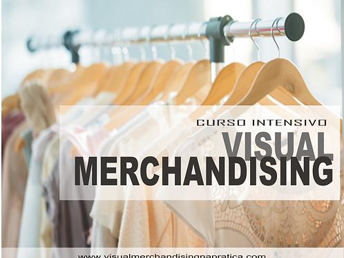 Curso de Visual Merchandising - Ed. Recife Presencial