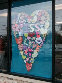 vitrines para o dia dos namorados